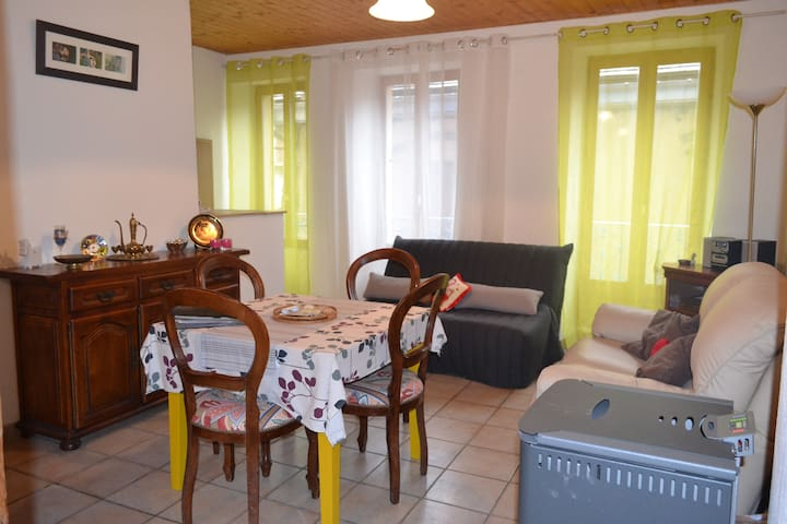 appartamento bilocale per 1 o 4 persone