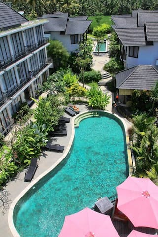 #152#  Ubud Bed And Breakfast