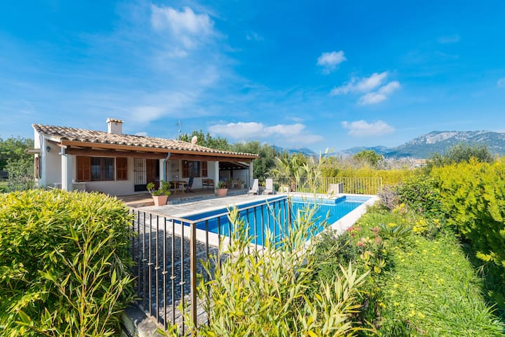 CAN GALLU - ADULTS ONLY - Villa with private pool in Moscari (Selva).