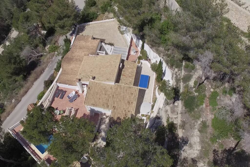 The complete villa