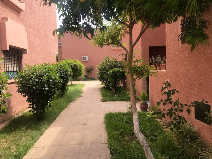 House with 3 bedrooms in Saïdia, with enclosed garden