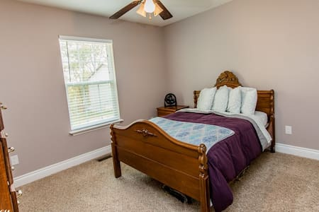 Cozy private bedroom near Fort Leonard Wood - Saint Robert - Ház