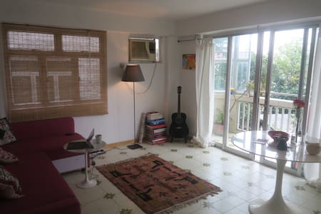 Bright, spacious flat on Lamma - Hong Kong - Apartment