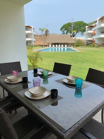 HERMOSO DEPARTAMENTO EN N.VALLARTA, NEAR THE BEACH