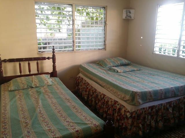 Private room in Barahona centre. - Santa Cruz de Barahona