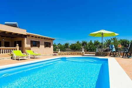 Casa Coral Relax y Naturaleza - Cala Millor - 獨棟