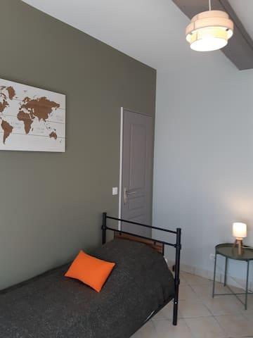 Chambre 4 - 2 lits 200x90