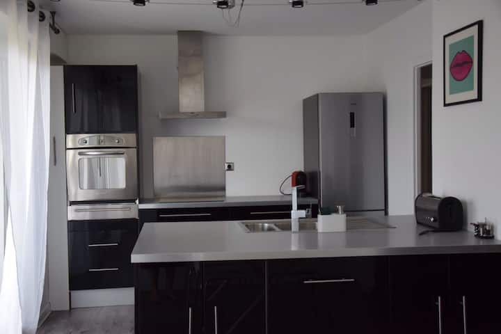 Flat 80sqm near Geneva