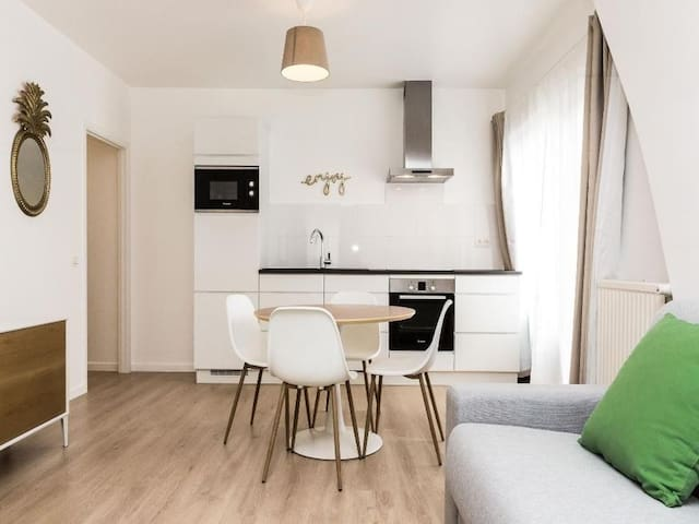 Epifania - Beautiful 1bdr in EU District, Brussels - 09e364d1