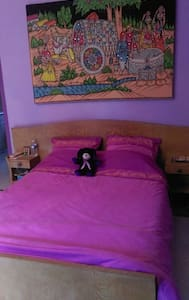 3chambres doubles spécial euro 2016 - Sebourg - Bed & Breakfast