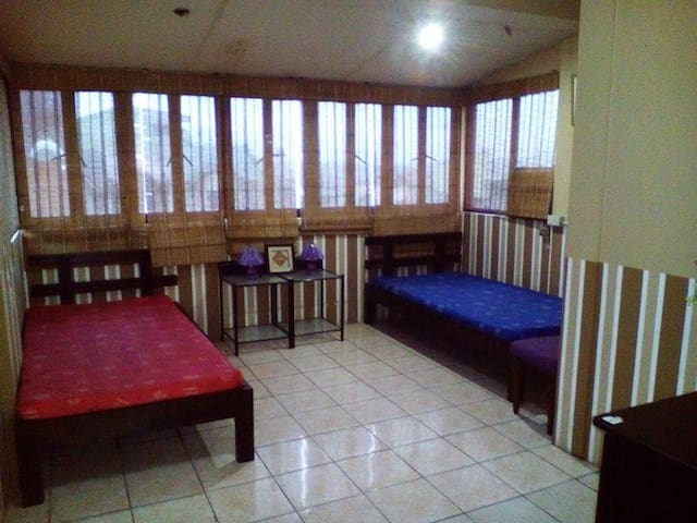 Lucban Transient Room (Big room)