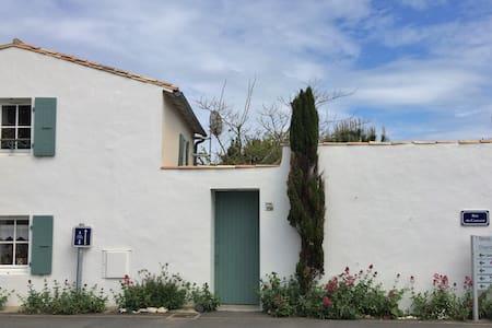 Maison de charme à l'île de Ré (Loix) - Loix