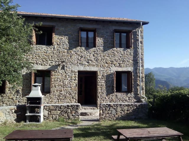 Planillo House-Ordesa National Park