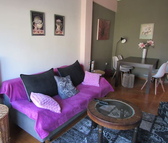 Elli N Zen's apartment near the center - Thessaloniki - Appartement