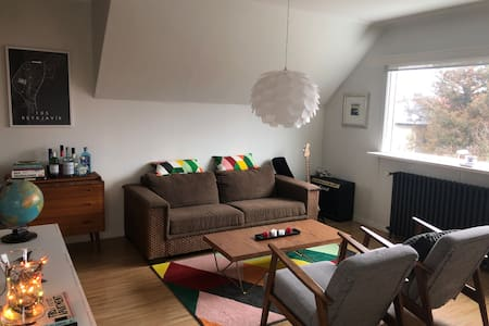 Great apartment short distance from city center