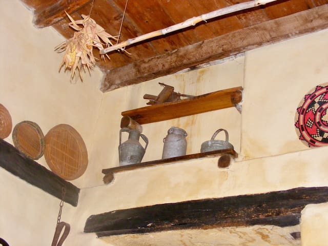 Casa tipica sarda - Santu Lussurgiu - House