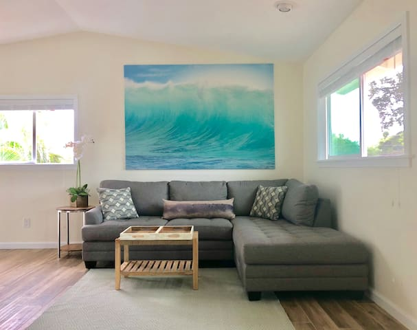 The Haleiwa Wave House