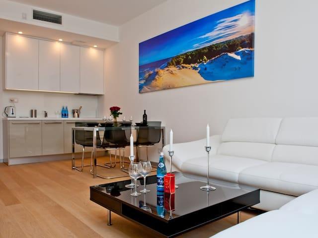 Luksusowy apartament w Juracie - DORIS - Jastarnia - Appartement