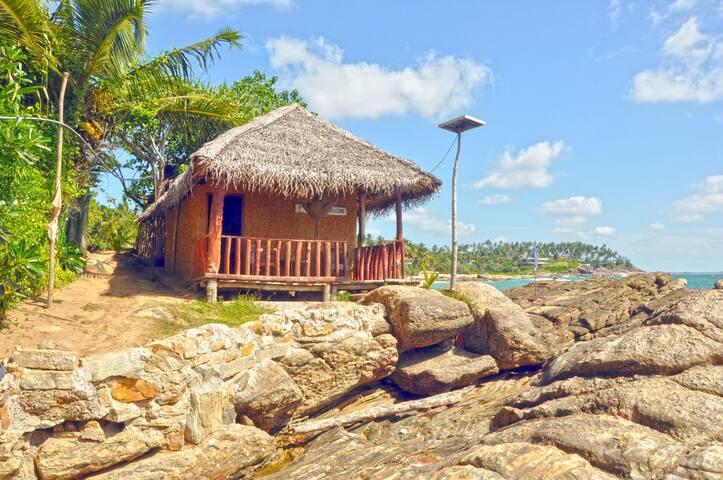 Goyambokka Beach Family Cabana