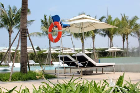 Garden & Pool Apartment in 5* Ocean Villas Resort - Da Nang  - Apartemen