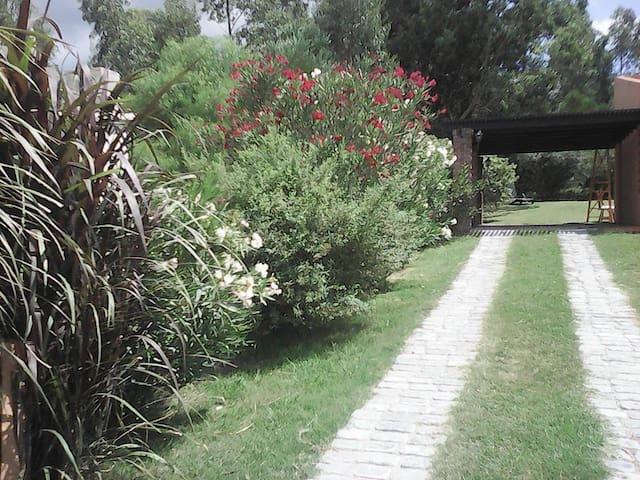 EL DESCANSO. - Piriápolis - Cabin