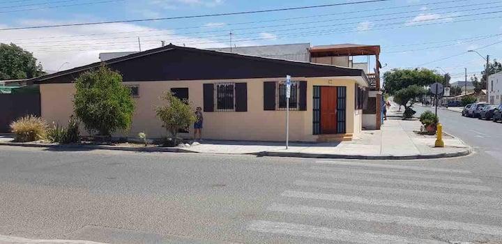 Cómoda casa en Caldera, sector centro