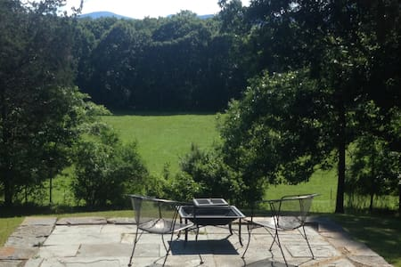 Escape to the country!  Perfect cottage w/12 acres