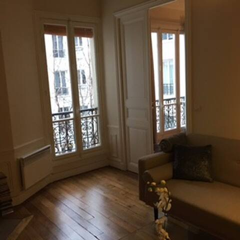 Nice and sweet apartment near Montmartre - Paris - Apartemen