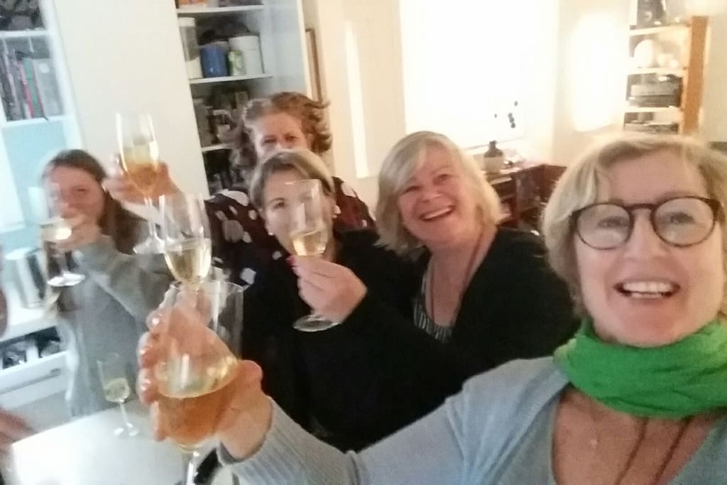 celebrating our neighbour the new prime minister