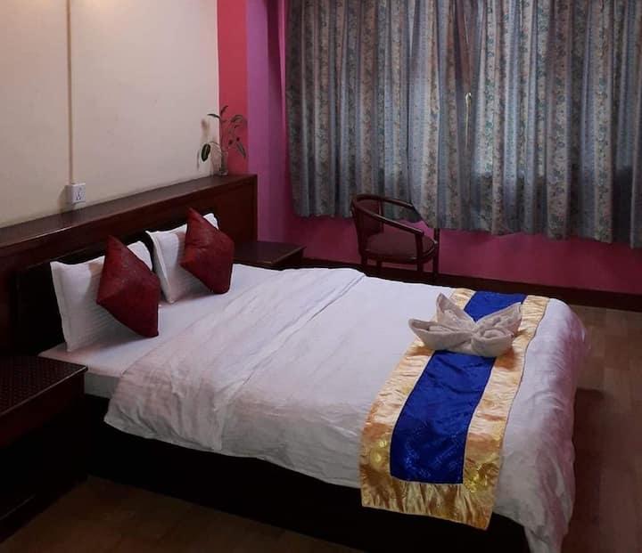 Your home  in Kathmandu, Stupa Guest House