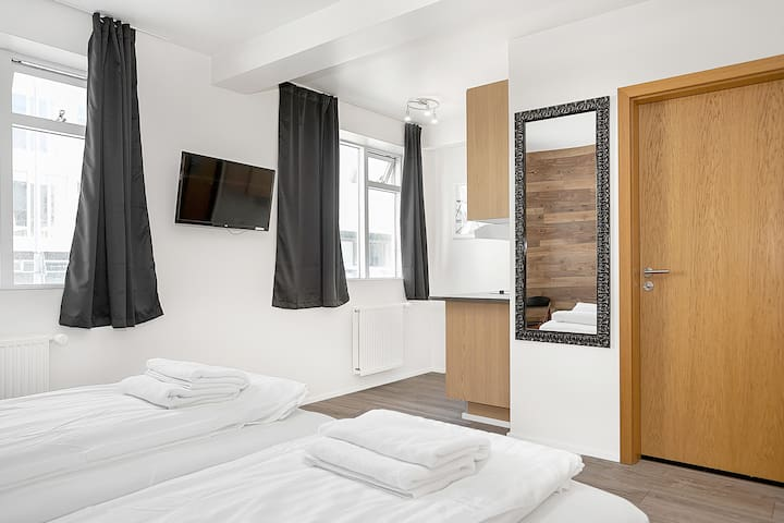 Stay Apartments-Cozy and bright studio in Einholt