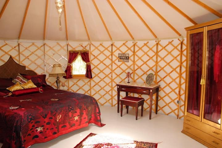 Topkapi Palace@ Avalon Steppes Luxury Glamping