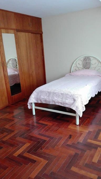 Single big room