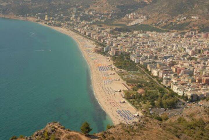 MEDITERRANEAN SUN, CLEOPATRA BEACH, COMFORT and...