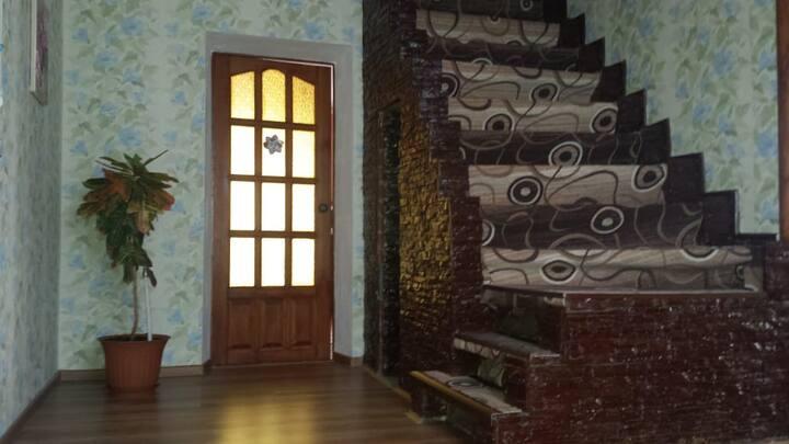 Дом с прекрасным видом для гостей города