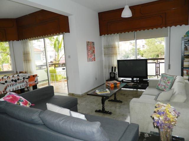 Family Nest In The Heart Of Limassol