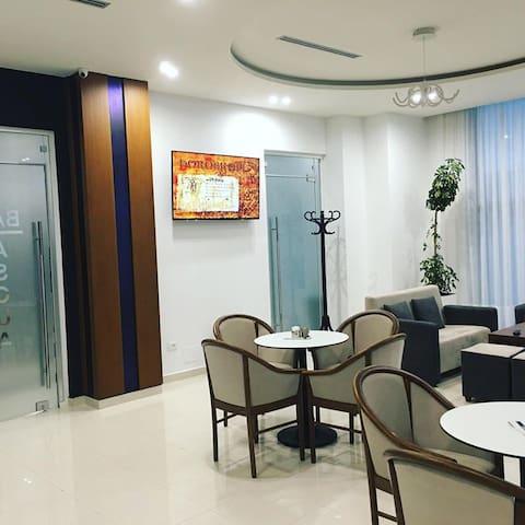 Hotel Ascua - Double Room