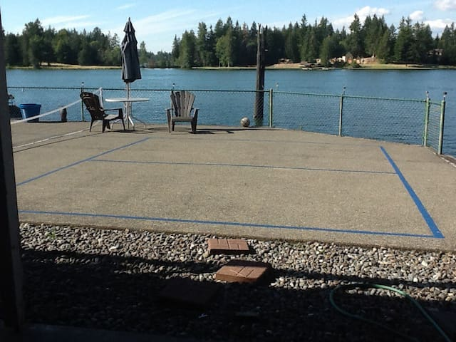 On the Lake - Bonney Lake - House
