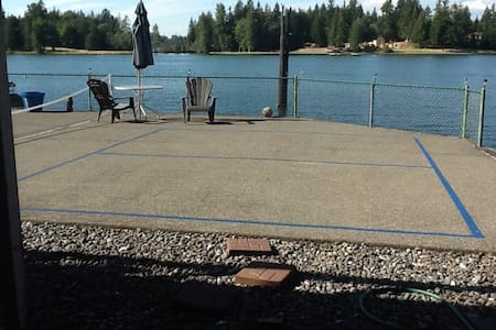 On the Lake - Bonney Lake - Haus