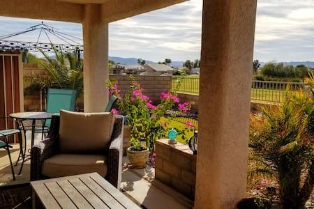 Tranquil Resort Near Colorado River Has Everything