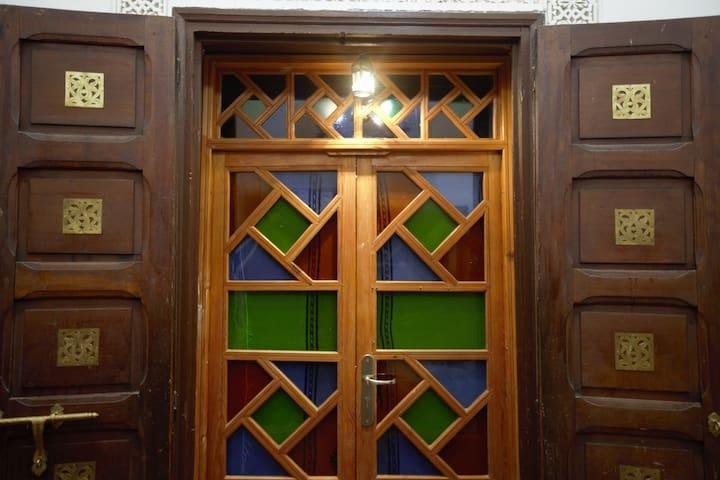 Chambre Lhajja