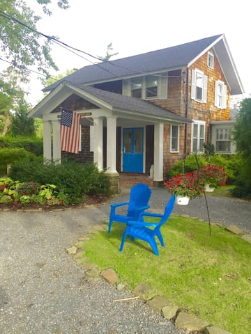 1880's Historic Home, Walk to All! - Bellport - Ev