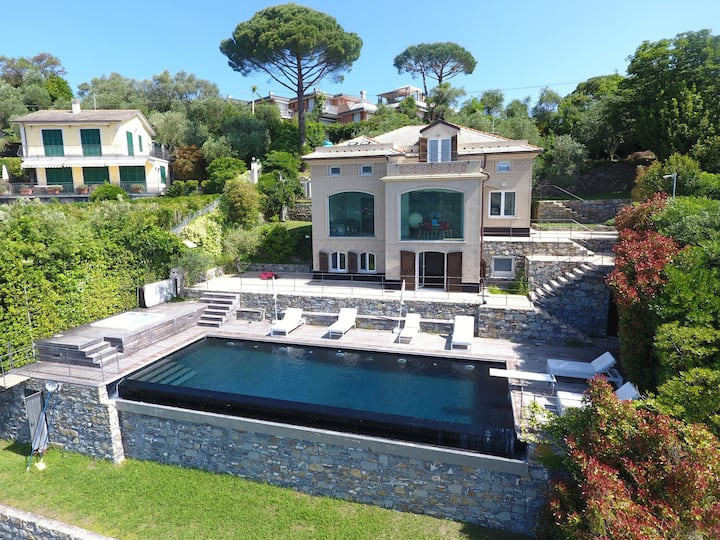 VILLA MARGHERITA by KlabHouse w/pool and Hottube
