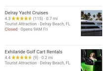 Boat Rides, Golf Cart Rentals, Mini Golf, Music Venues all Nearby