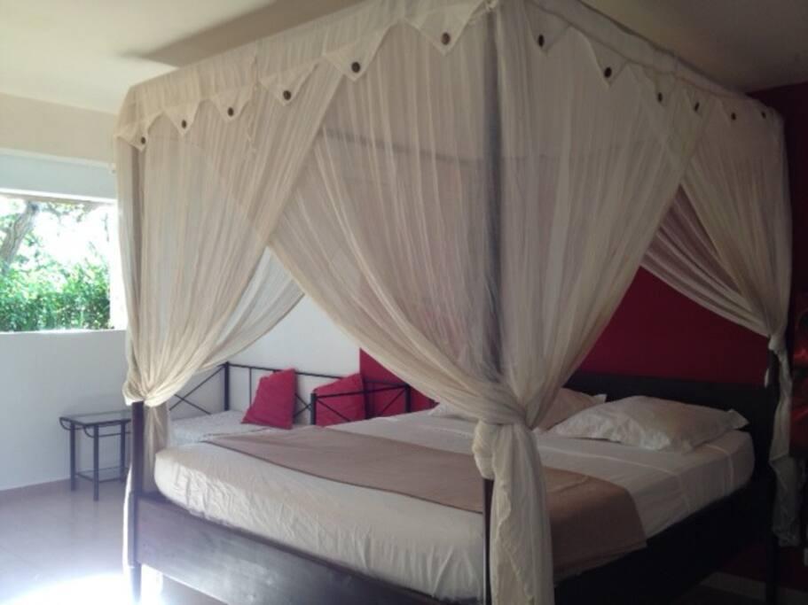 Deuxiéme chambre très spacieuse