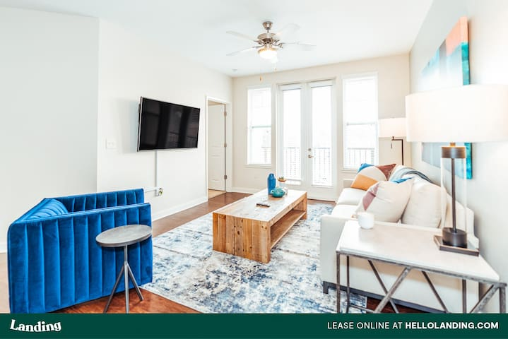 Landing | Fully Furnished Apt in Mountain Brook