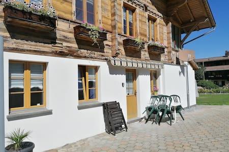 Wohnung Kanderblick