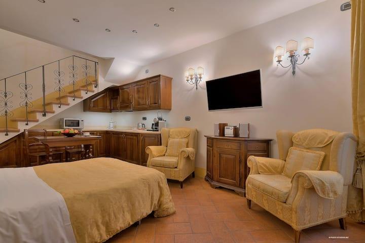 First of Florence Apartment Luigi XIV