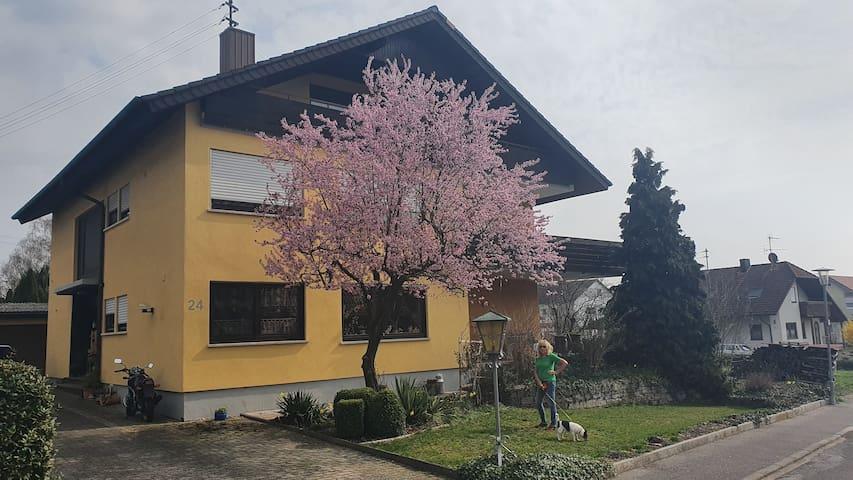 Ferienwohnung Taubertal Inge in Werbach