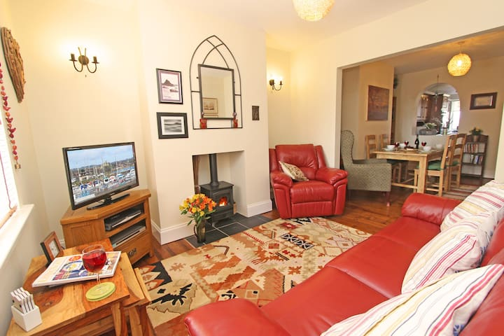 Sundial Cottage, Amble - Amble - Hus